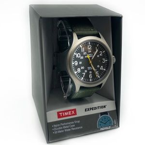 Timex Men's Expedition Watch Indiglo